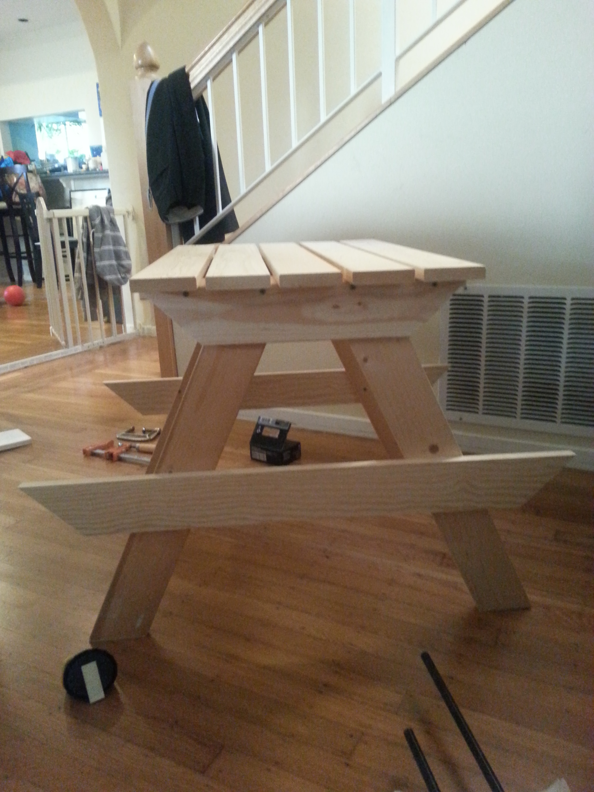 Pdf Diy Ikea Childrens Wooden Tool Bench Download How To